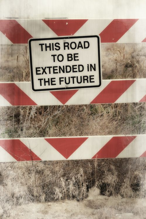 This road to be extended