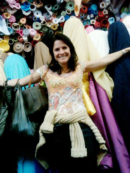 Gail fabric