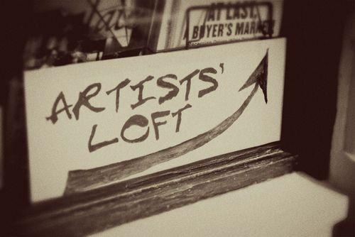 Artists loft blog