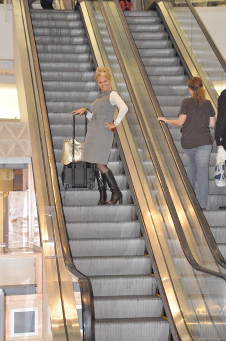 Melody escalator