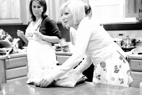 Chelsea cookin