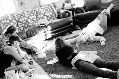 Girls relaxin