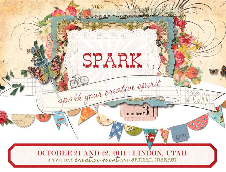 Spark blog header