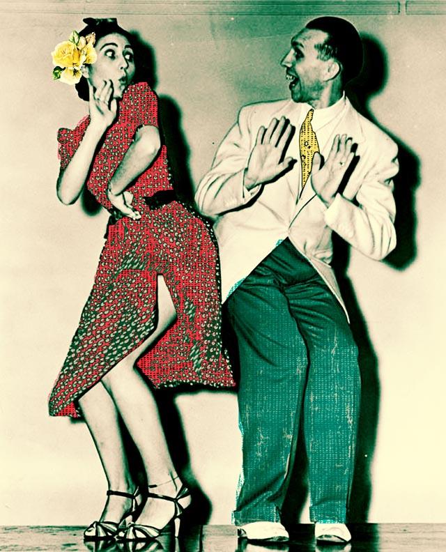 1 Dance Party Vintage
