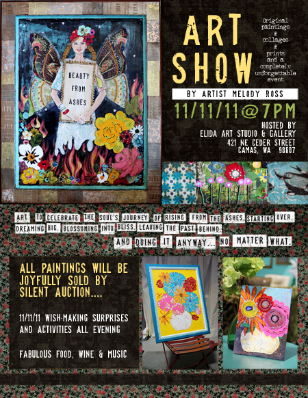 ART SHOW FLIER FOR ELIDA for MY BLOG