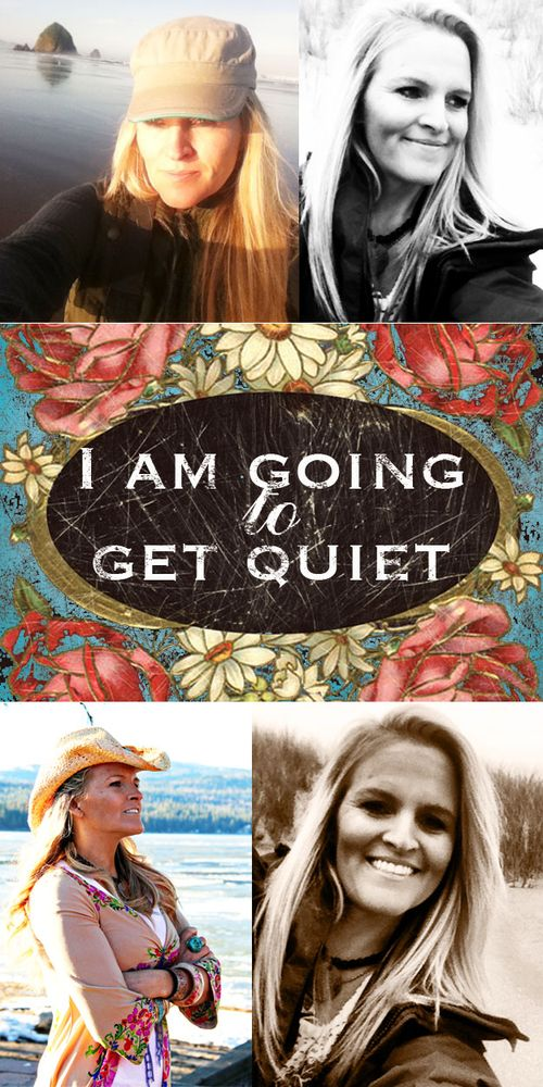 I am going to get quiet collage