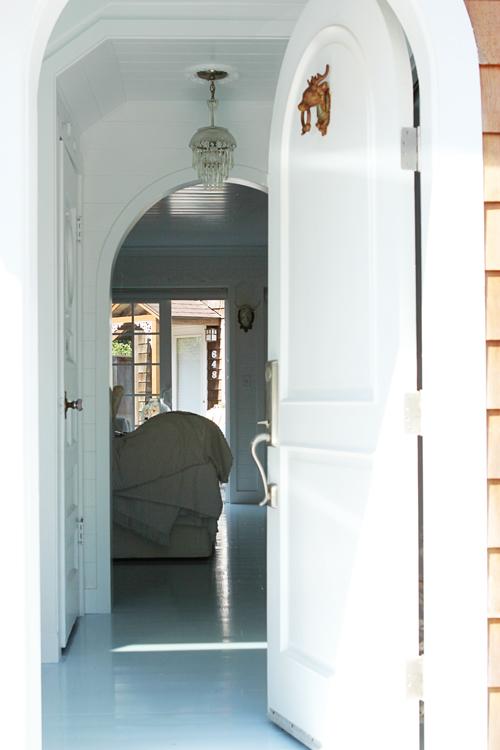 Blog front door