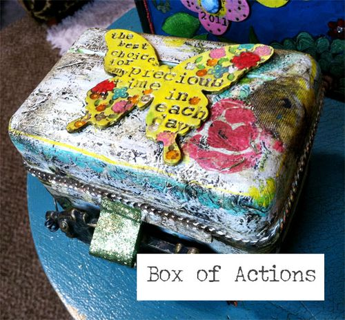 Box of actions 1