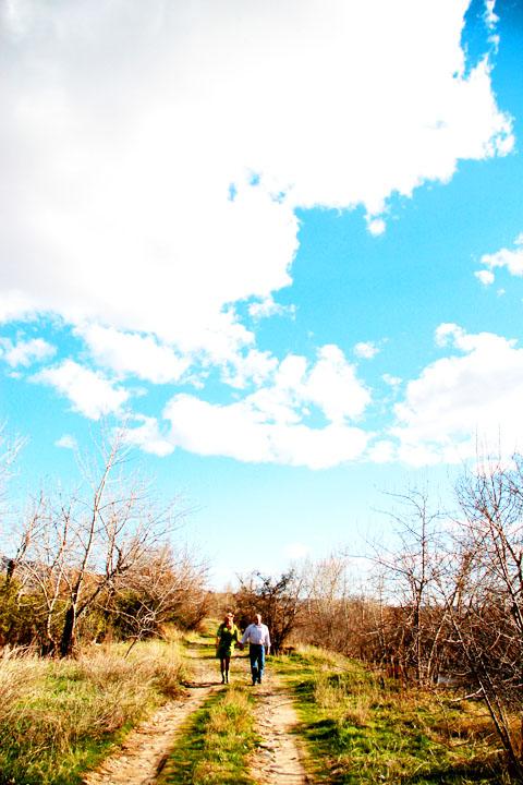 Love trail plain