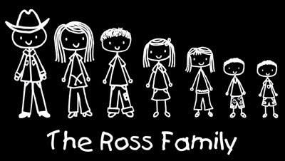 Rossfamilydecal